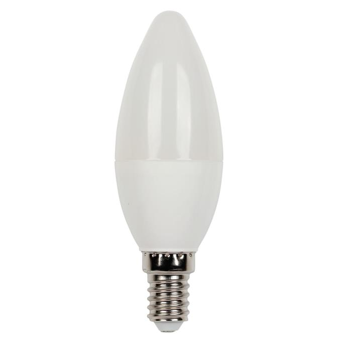 westinghouse b35 6 watt 40 watt equivalent warm white e14 base dimmable led lamp. Black Bedroom Furniture Sets. Home Design Ideas