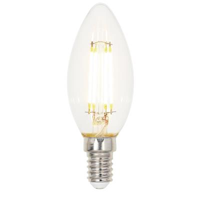 4,5 Watt (40 Watt Equivalent) C35 Dimmable Filament LED Light Bulb