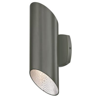 Dimmable LED Outdoor Wall Fixture, Up and Down Light