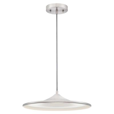One-Light Dimmable LED Indoor Pendant