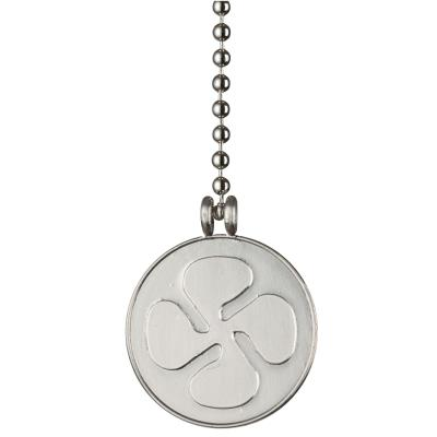 Fan Coin Pull Chain