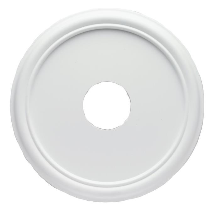 Westinghouse Smooth White Finish Ceiling Medallion