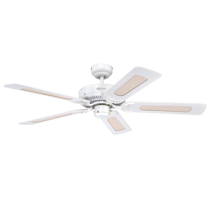 Home > Ceiling Fans > Traditional > Monarch 122 cm/48-Inch Reversible ...
